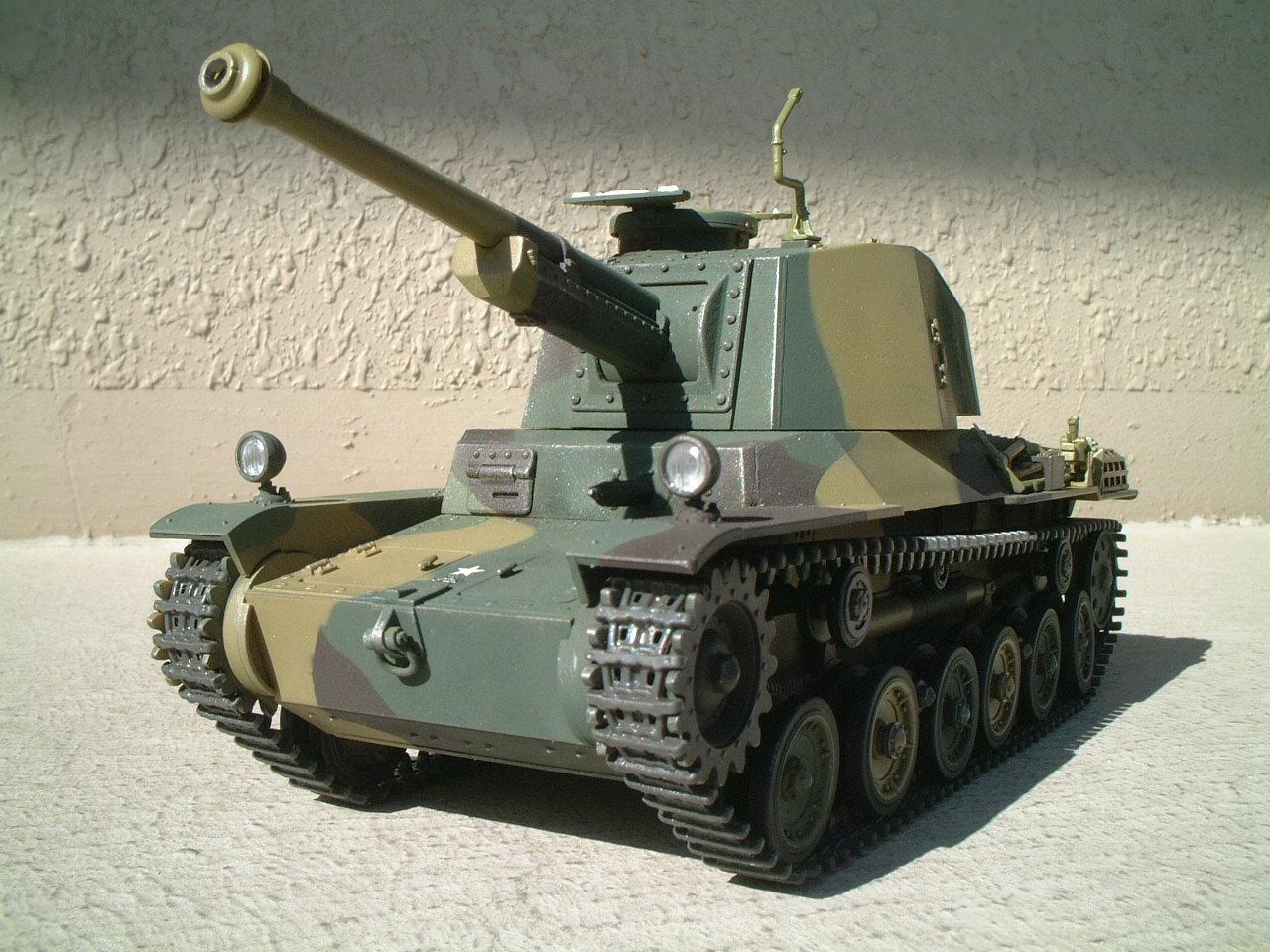 三式中戦車の画像 p1_36